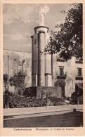 CASTELVETRANO (TP) - MONUMENTO AI CADUTI IN GUERRA -  F/P - N/V - Trapani