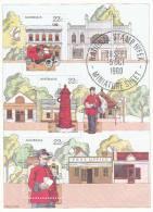 Australia 1980 National Stamp Week  Miniature Sheet MNH - 1980-89 Elizabeth II
