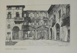 VERONA - Porta Borsari - Verona