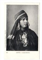 EGYPTE  Jeune Bédouine Comptoir Philatélique D'Egypte Alexandrie N°362  DOS SIMPLE Non Circulé NEUF - Zonder Classificatie