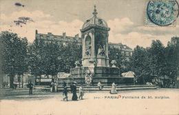 PARIS - VIème Arrondissement - Fontaine De St Sulpice - Arrondissement: 06