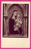 PC01642 Postcard: Martini: Virgin And Child - Schilderijen
