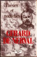 BEAU LIVRE NEUF CARTONNE MINI BIBLIOTHEQUE LATTES LES CHEFS-D'OEUVRE DE LA POESIE. POESIES ET NOUVELLES GERARD DE NERVAL - Autori Francesi