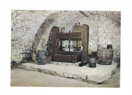 88 - CHATEL SUR MOSELLE . Forteresse Des Comtes De Vaudémont . Le Pressoir .celliers Tonneau - Hotels & Gaststätten