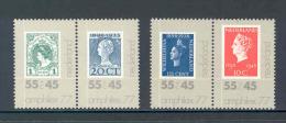 Nederland 1977 Amphilex Expo  MNH **  NVPH 1137/40  Yvert 1072/75 - 1949-1980 (Juliana)