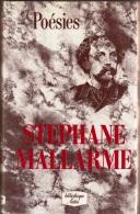 BEAU LIVRE NEUF CARTONNE MINI BIBLIOTHEQUE LATTES CHEFS-D'OEUVRE DE LA POESIE POEMES BARBARES NOUVELLE STEPHANE MALLARME - Autori Francesi