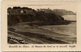 DONVILLE-LES-BAINS - Le Monaco Du Nord Vu De Donville - Frankrijk