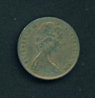 AUSTRALIA - 1976 10c Circ. - 10 Cents