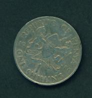 KENYA - 1980 1s Circ. - Kenya