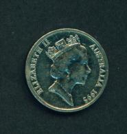 AUSTRALIA - 1995 5c Circ. - Decimal Coinage (1966-...)
