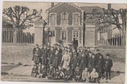 GRANDFRESNOY : L'Ecole De Garçons - Très Belle Carte ! - Sonstige Gemeinden