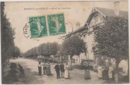 MAREUIL Sur OURCQ : L'Hôtel Du Nord Est - - Sonstige Gemeinden