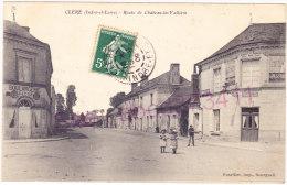 Route De Château La Vallière - Cléré-les-Pins
