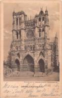 80 AMIENS LA CATHEDRALE / EDITION DE LA CHOCOLATERIE D AIGUEBELLE - Amiens