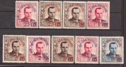 FET19-LM090TTCO.Spain Espagne  JOSE ANTONIO PRIMO DE RIBERA.lote FALANGE.1938 (Galvez 19/31*/º). RARA - Celebridades