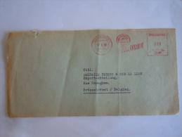 Germany Duitsland Allemagne EMA 1950 Herose Qualitäts-Armaturen Hamburg-Altona 1 Op Fragment - [7] Federal Republic