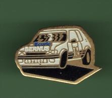 AUTOMOBILE PEUGEOT *** ECURIE BERNUS *** (122-3) - Automobile - F1