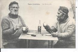 LE CROTOY - Types Crotellois - La Bistouille - Le Crotoy