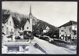 Liechtenstein - Schaan Laurenziuskirche - Back Is Blank - Liechtenstein