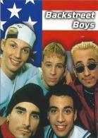 CPSM Backstreet Boys - Musique Et Musiciens