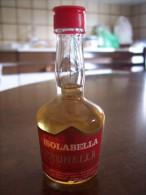 Prunella Isolabella: Bottiglia Mignon Tappo Plastica. Stab. Milano (liquore) - Alcoolici