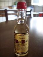 Liquore San Paolo: Bottiglia Mignon Tappo Plastica GBG Gambarotta Inga & C. Spa Serravalle Scrivia Alessandria - Spirits