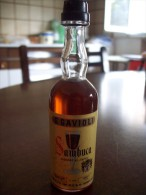 Sambuca Liquore Al Caffè: Bottiglia Mignon Tappo Plastica. Distillerie Gavioli Giuseppe E Figli Snc Bomporto Modena - Alcoolici