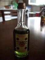 Coca Buton Liquore: Bottiglia Mignon Tappo Plastica. Gio. Buton & C. Bologna Stabilimento San Lazzaro Di Savena - Alcoolici