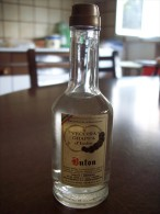 Vecchia Grappa D´Italia: Bottiglia Mignon Tappo Plastica. Gio. Buton & C. Bologna Stabilimento San Lazzaro Di Savena - Alcoolici