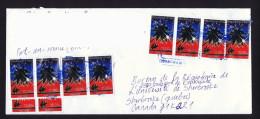 2013  Lettre  Pour Le Canada,   Noël 1999 15 Gd X 10 - Haiti