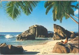 _Np334:SYCHELLES - La Digue Island 1977 > GentS.M 1939 - Seychelles