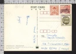 B9118 REPUBLIC OF KOREA Postal History 1983 SEOUL - Corée Du Sud