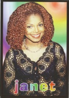 CPSM Janet Jackson - Musique Et Musiciens