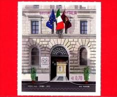 NUOVO - ITALIA - 2013 - Questure D´Italia - 0,70 € • Facciata Centrale Della Questura Di Roma - 2011-...:  Nuovi