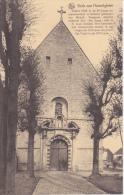 Humelghem.  -  Kerk Van Humelghem;  Prachtige Kaart - Steenokkerzeel