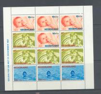Nederland 1966 Pour L'enfant Child Welfare  MNH ** NVPH 875  Yvert BF 5 - Blocs