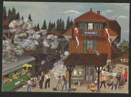 RAMSEI Im Emmental Bahn Lützelflüh Rüegsau Sumiswald A. Güdel - BE Berne