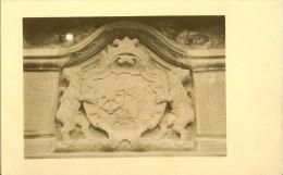 Näfels - Steinernes Familienwappen Von 1753             Ca. 1920 - GL Glarus