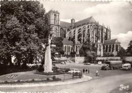 72------LE MANS--cathédrale Saint-julien......voir 2 Scans - Le Mans