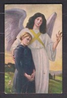 131015 / Artist O. LINGNER - FANTASI , CONSOLATION , ANGEL YONG GIRL Fatherless -  SALON J.P.P. 2113 - Angels
