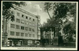 Köln Kolpingplatz General Sekretariat Des Gesellenvereins Kolping Denkmal Automobile - Köln