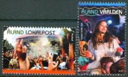 ALAND 2013 Muziek PF-MNH. - Aland