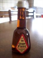 Grappa Piave Riserva Conegliano Veneto: Bottiglia Mignon Tappo Plastica. Landy Frères Pianoro Bologna - Alcoolici