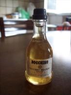 Bocchino Vecchio Brandy: Bottiglia Mignon Tappo Plastica. Distilleria Canellese (Canelli - Asti) - Alcoolici