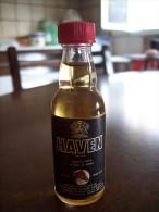 Haven Liquore Secco A Base Di Avena: Bottiglia Mignon Tappo Plastica. Gruppo Grandi Marche Associate Stab. Aprilia - Alcoolici