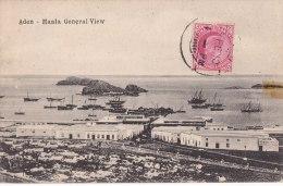 ¤¤   -    YEMEN   -  ADEN   -  Maala Général View  -  Le Port   -  ¤¤ - Yémen