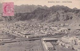 ¤¤   -    YEMEN   -  ADEN   -   Camp  -  Général View    -  ¤¤ - Yémen