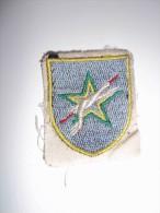 Ecusson De La 2e Division D´infanterie Marocaine - Ecussons Tissu