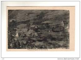 1519 - Vezels Roussy - Cantal - Village De Laraygasse Sur Goul (Cantal Et Non Pas En Aveyron Comme Indiqué Sur La CPA) - Autres Communes