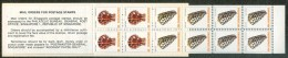 1977 Singapore Fauna Marina Marine Conchiglie Shells Coquilles Booklet -L77 Excellent Quality - Conchiglie